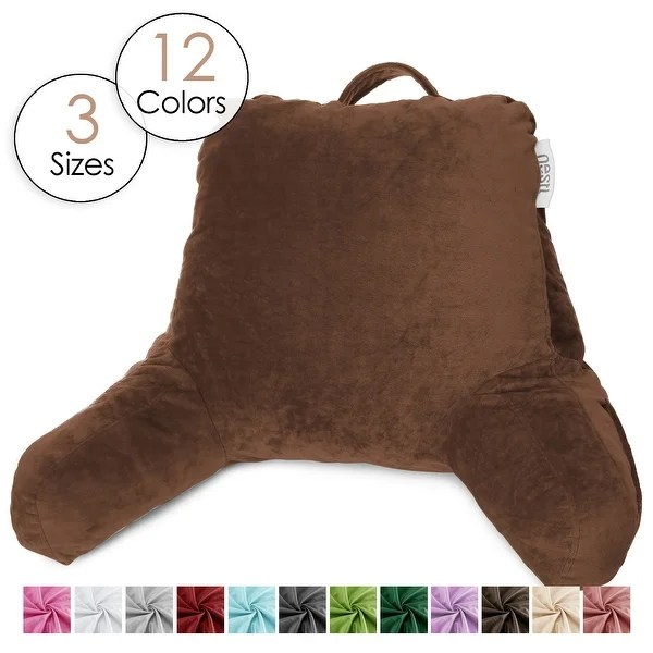 nestl reading pillow rest pillow with
