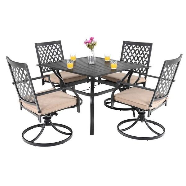 viewmont 5 piece outdoor dining set