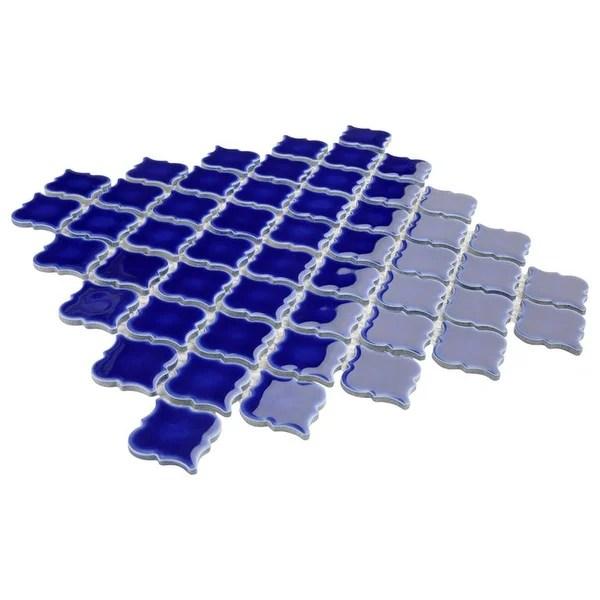 https www overstock com home garden somertile 12 375x12 5 inch antaeus cobalt blue porcelain mosaic floor and wall tile 10 tiles 10 7 sqft 12838232 product html