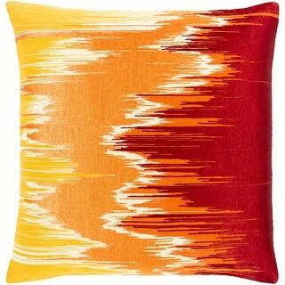 buy orange throw pillows online at