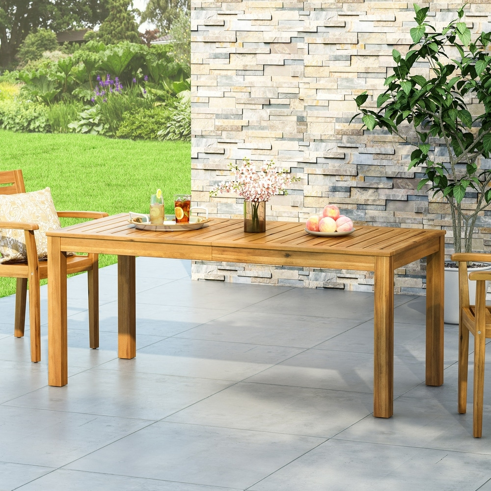 buy rustic outdoor dining tables online