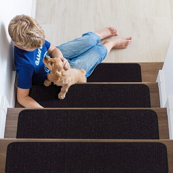 Top Product Reviews For Lifesaver Scrape Rib Non Slip Pet Friendly | Non Slip Stair Treads Menards | Wood | Highland Hickory | Outdoor Stair | Flooring | Treads Lowes