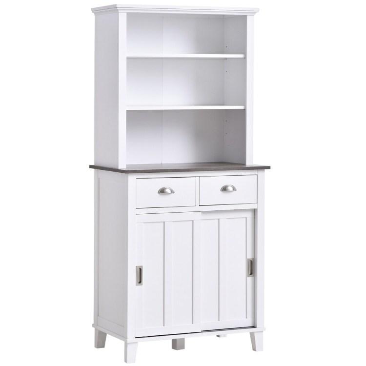 Buy Black Kitchen Pantry Storage Online At Overstock Our Best Storage Organization Deals
