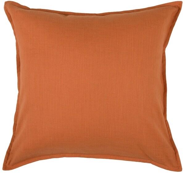 buy orange pillow covers throw pillows