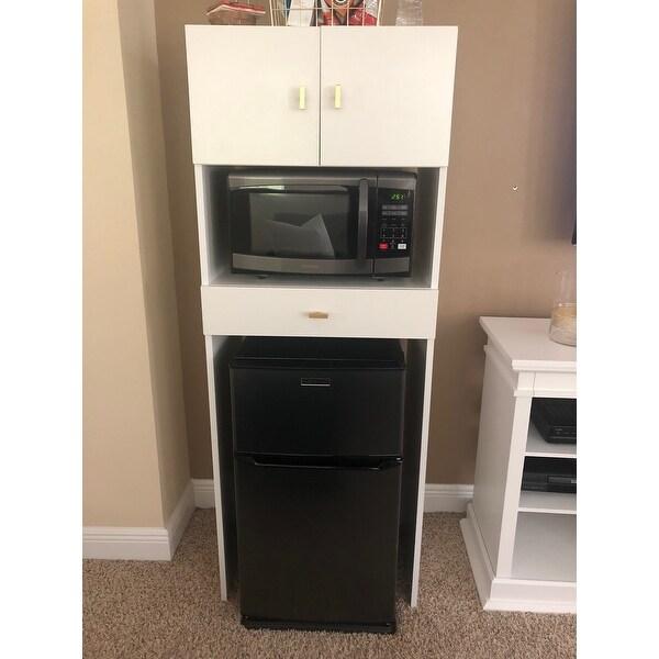 mini fridge organizer