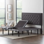 Lucid Comfort Collection Deluxe Adjustable Bed Base Overstock 20616610