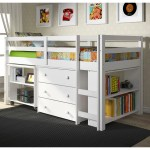 Low Bunk Beds With Desk Marcuscable Com