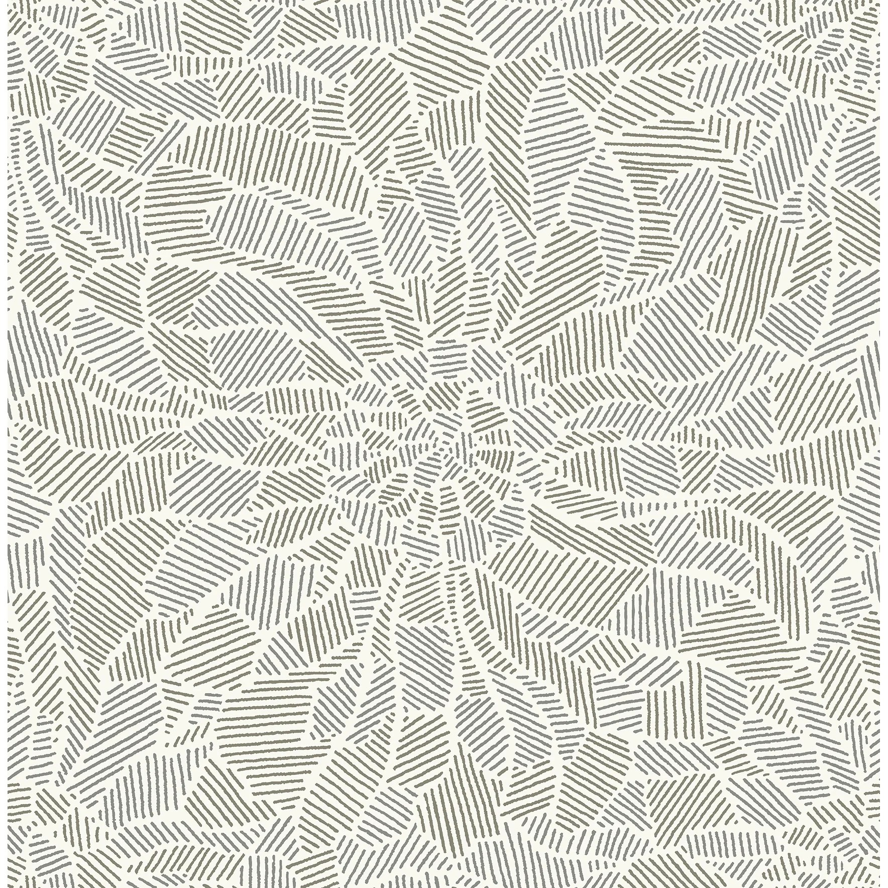 Shop Mercy Daydream Moss Abstract Floral Wallpaper Overstock 31975029