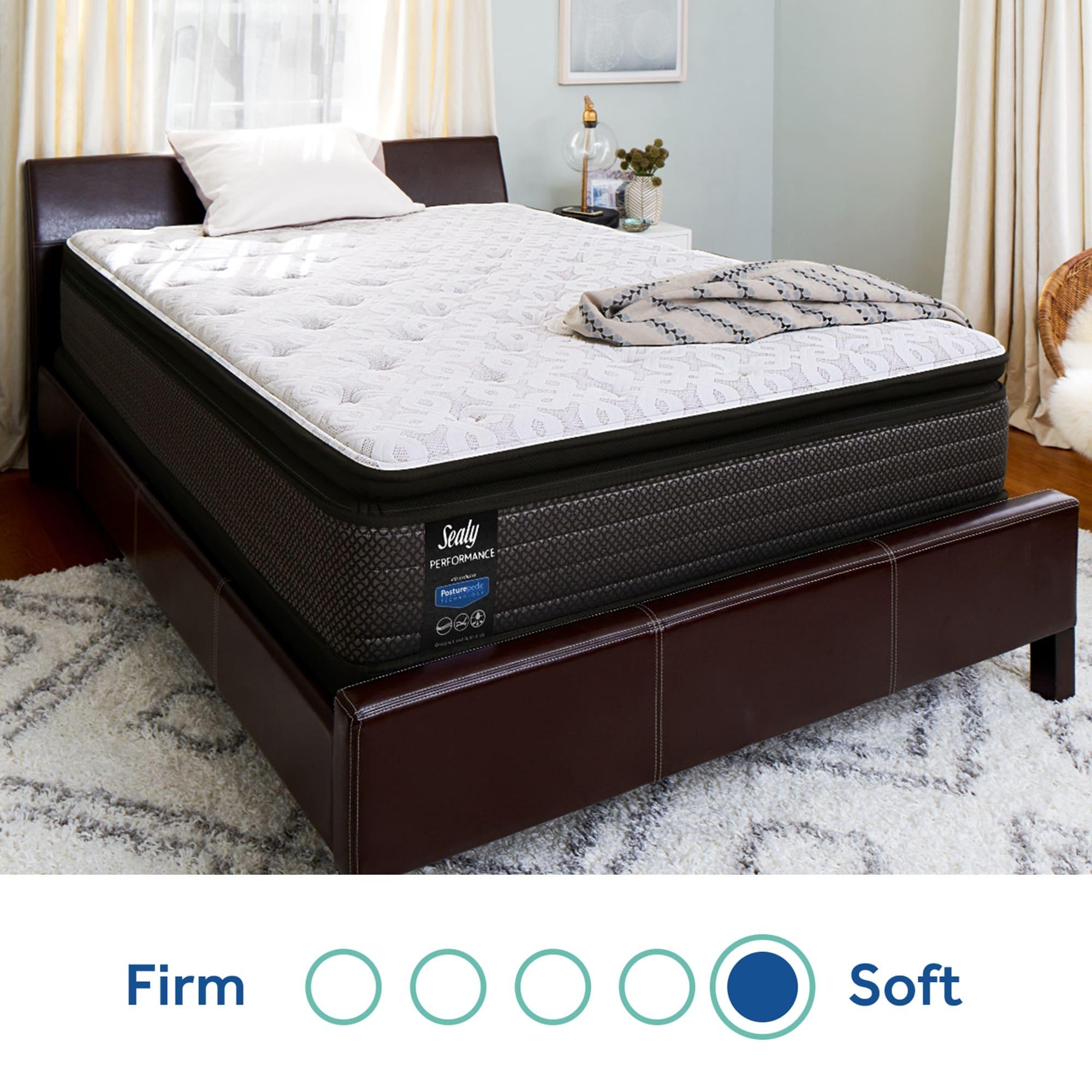 sealy pillow top mattress full online