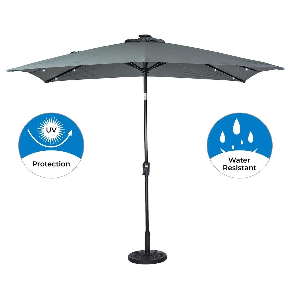 buy grey patio umbrellas online at