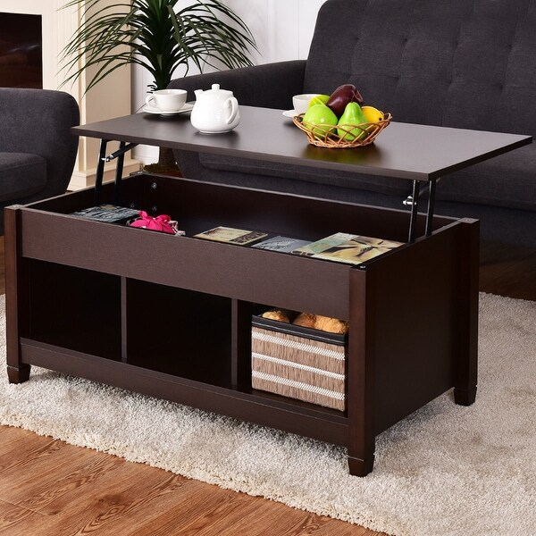 Lift Top Coffee Tables Storage