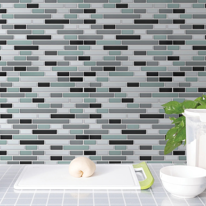 stick tile kitchen backsplash mosaics