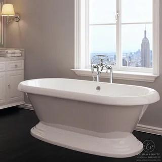 Acrylic Bathtubs For Less