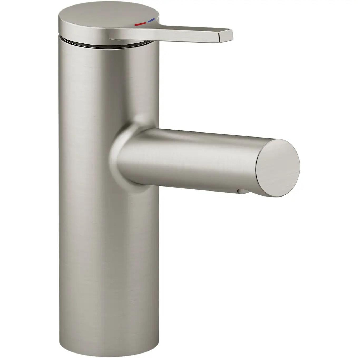 kohler k 99491 4 elate 1 2 gpm single hole bathroom faucet with pop up