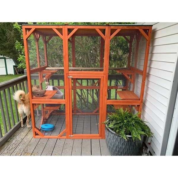 trixie outdoor cat house off 61 www