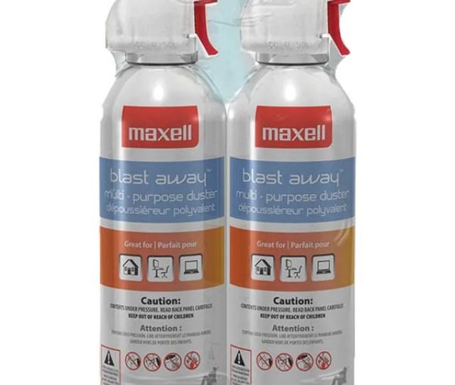 Maxellr  Pk Blast Away Canned