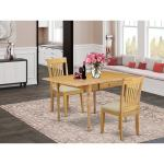 Solid Wood Dining Room Table And Microfiber Upholstery Seat Kitchen Dining Chairs Number Of Chairs Option Overstock 32448408