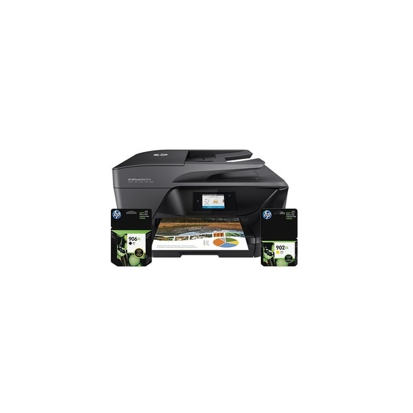 Shop Hp Officejet Pro 6978 Aio Printer Bundle Officejet