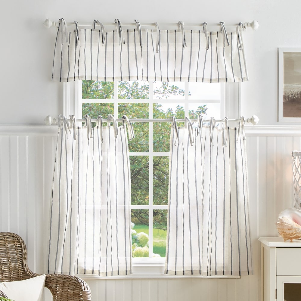 buy curtain tiers online at overstock