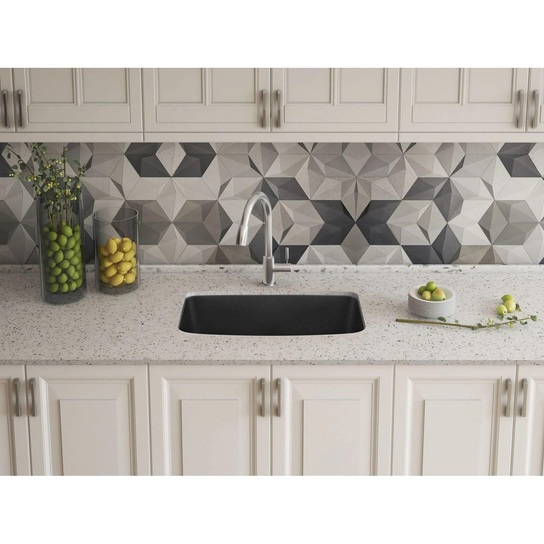 blanco 442551 valea 27 undermount single basin silgranit kitchen sink