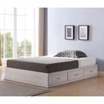 Shop Black Friday Deals On Roman Modern Multi Storage Platform Bed Collection Overstock 30064972