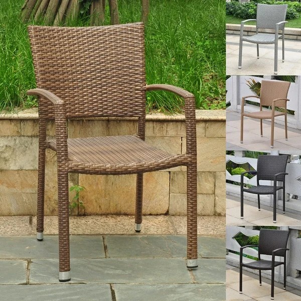 patio dining chairs online at overstock
