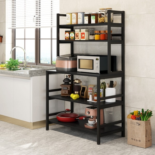 https www patterer info us tier kitchen bakers rack kitchen storage organization 638384