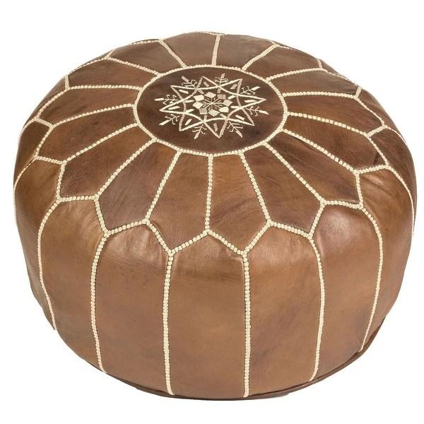 buy leather ottomans storage ottomans