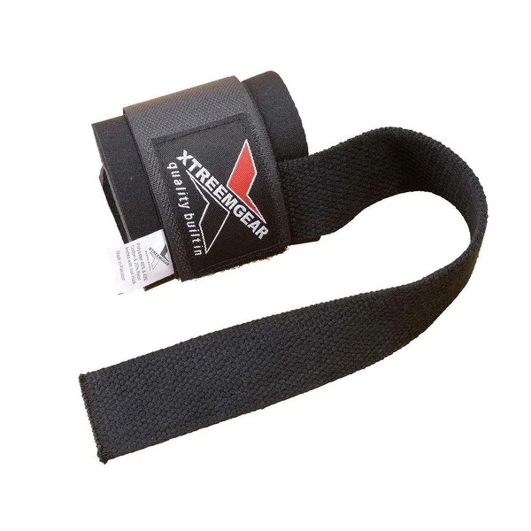Shop Weightlifting Straps Wrist Support Wrap Bandage