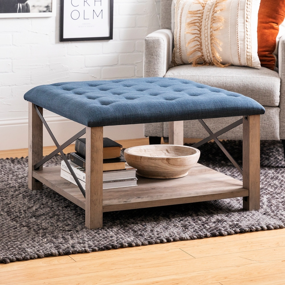 buy size large cocktail ottoman online