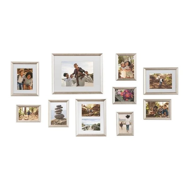 silver picture frames photo albums