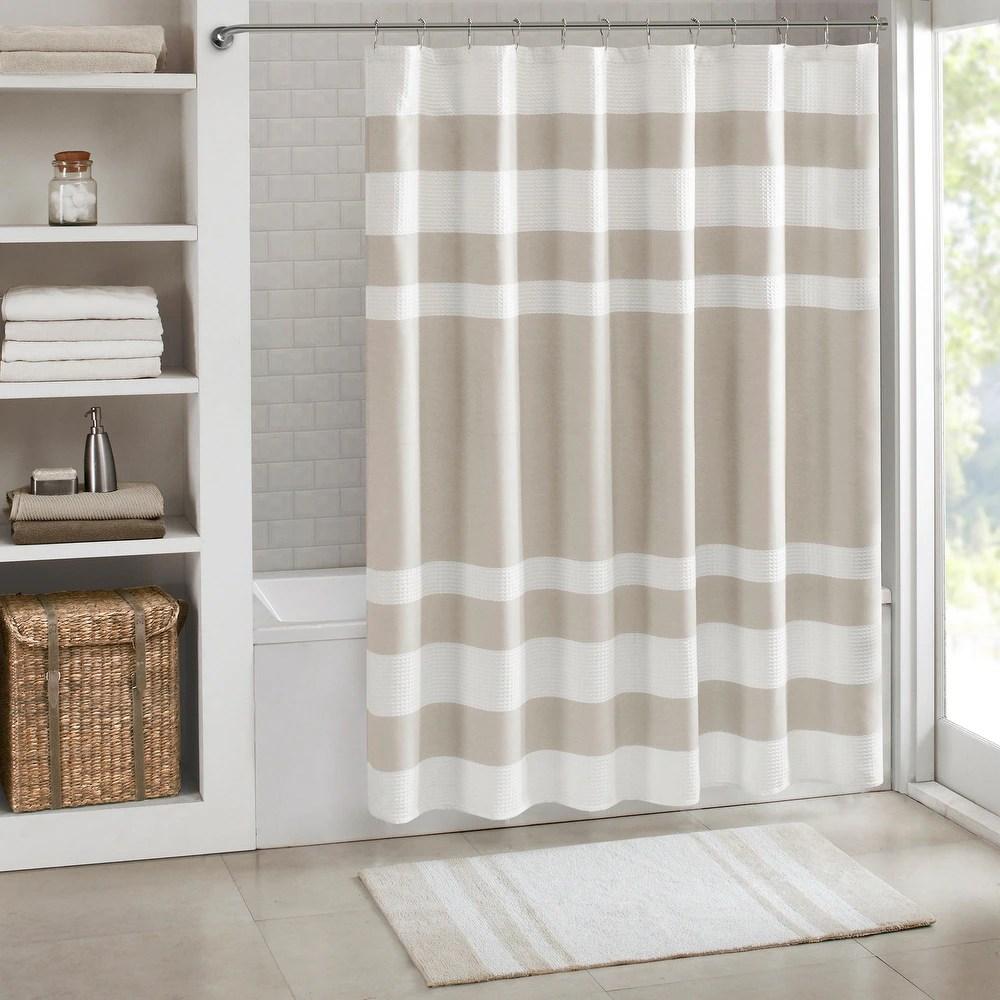 modern contemporary shower curtains