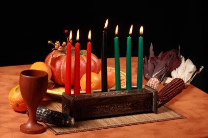 Kwanzaa decorations