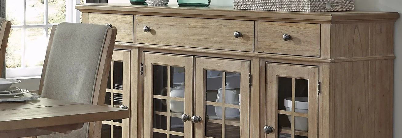 Buy Buffets, Sideboards & China Cabinets Online At
