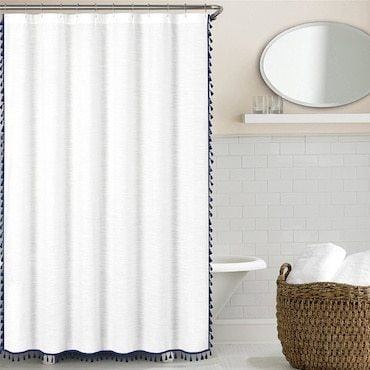 shower curtains to update your bathroom