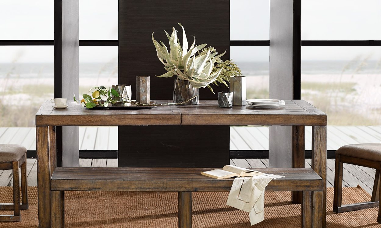 4 Quick Steps To Decorate Your Dining Room Table Overstock Com