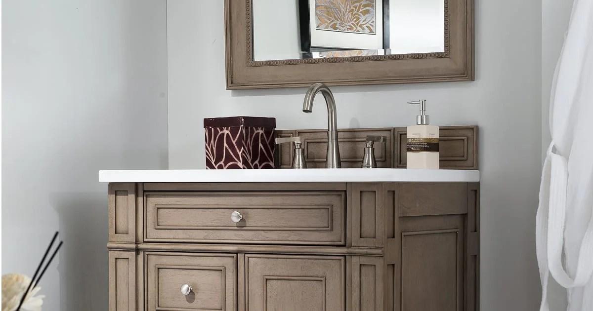 small bathroom vanity