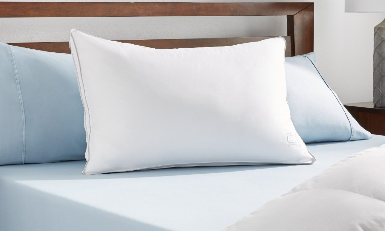 choosing the best type of pillow for