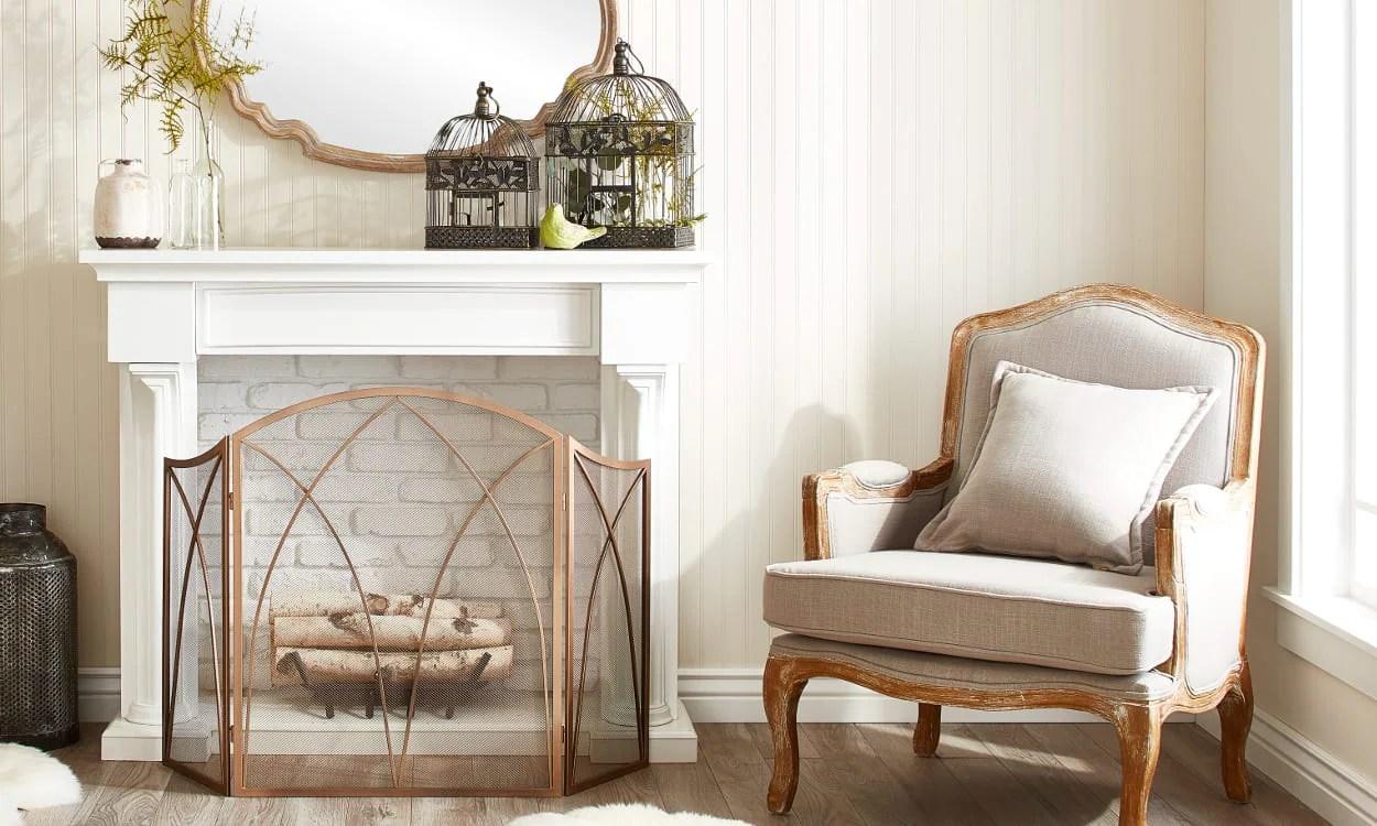 15 Mantel Decor Ideas For Above Your Fireplace Overstock Com