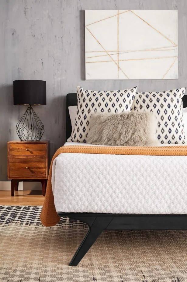 How To Decorate A Bedroom With Black Furniture Overstock Com