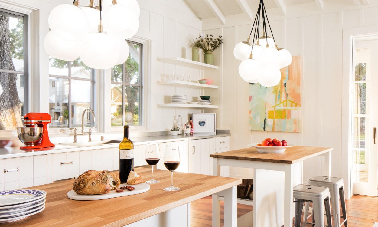 3 types of kitchen lighting every home