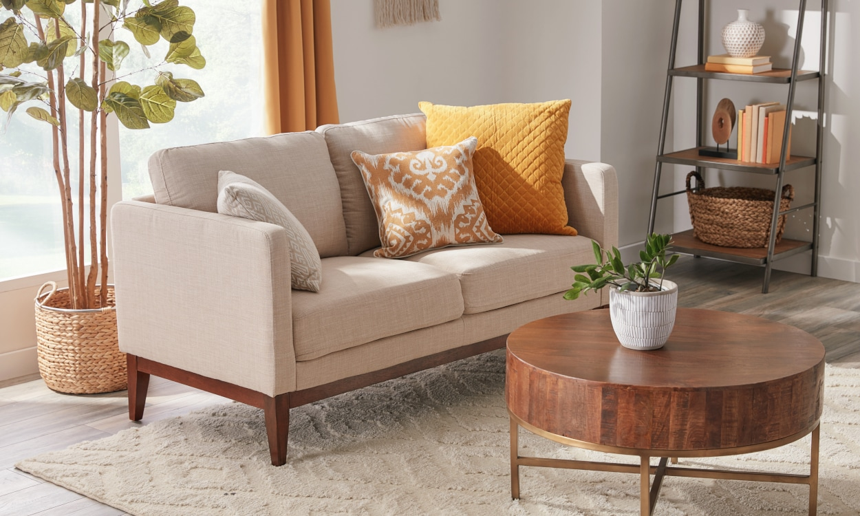 Small Sectional Sofas Couches For Small Spaces Overstock Com