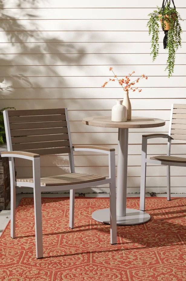 clean and care for patio furniture
