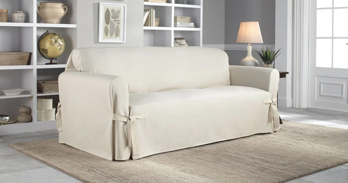 durable slipcover to protect your sofa