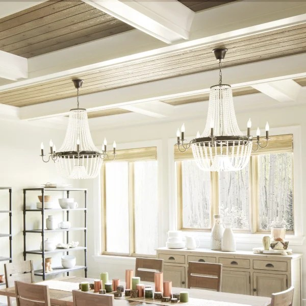 Top 5 Light Fixtures For A Harmonious Dining Room