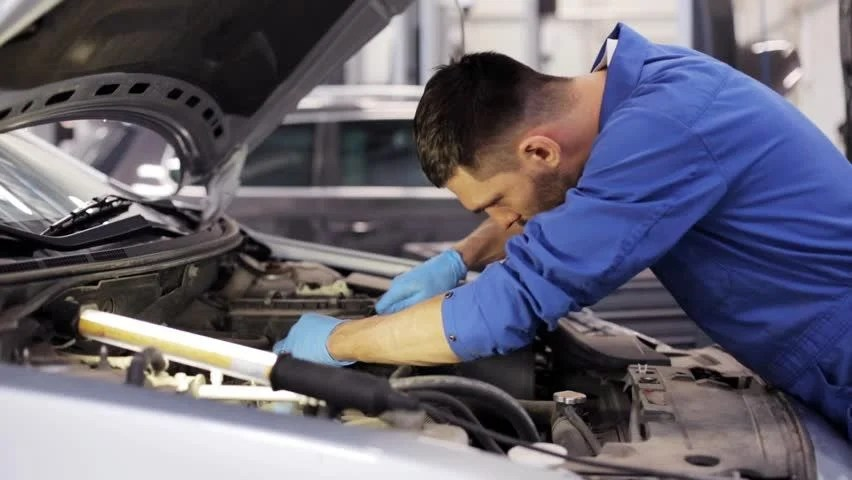 Car Service Repair Maintenance And Stock Footage Video 100 Royalty Free 18694691 Shutterstock