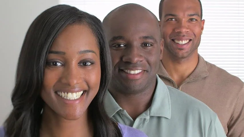 Image result for smiling black people
