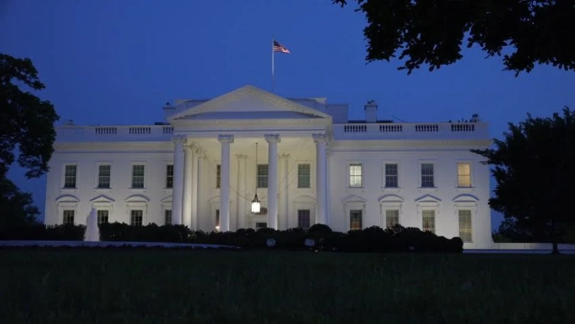 Image result for white house pennsylvania avenue exterior
