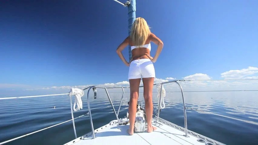 Live Aboard Footage Page 3 Stock Clips