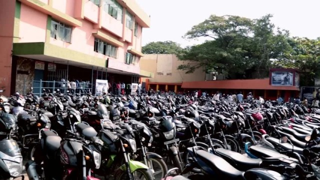 Image result for theater parking in chennai india